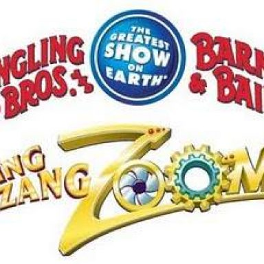 Ringling Bros and Barnum Bailey Zing Zang Zoom